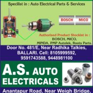 A.S Auto Electricals