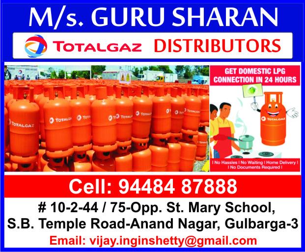 Guru Sharan Total Gas
