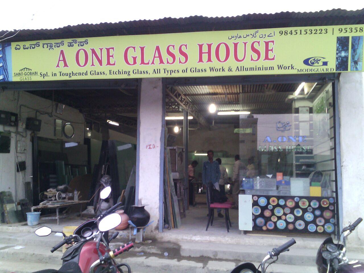 A-ONE Glass House
