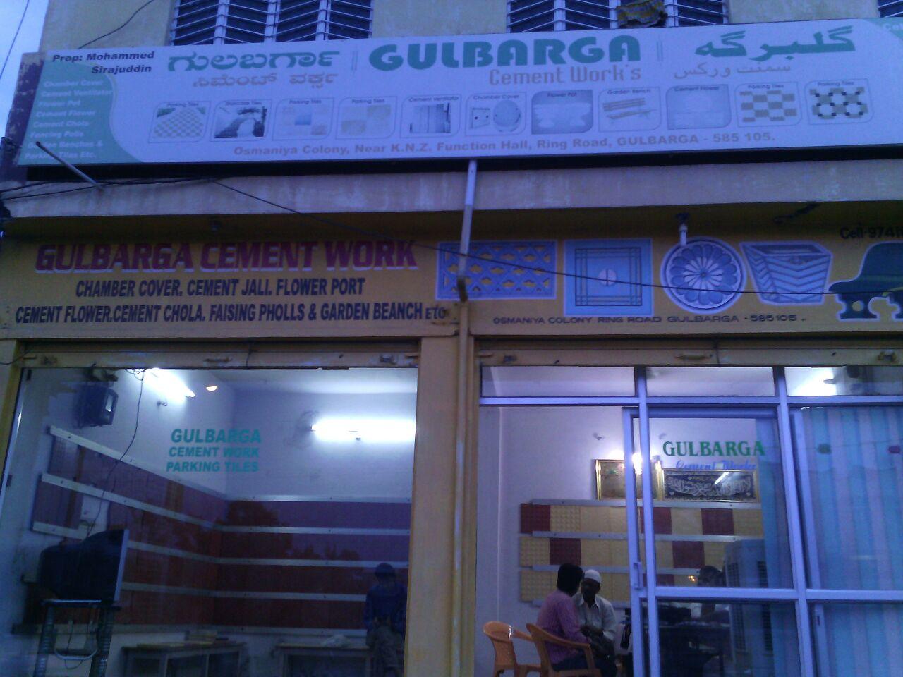 GULBARGA Cement Works