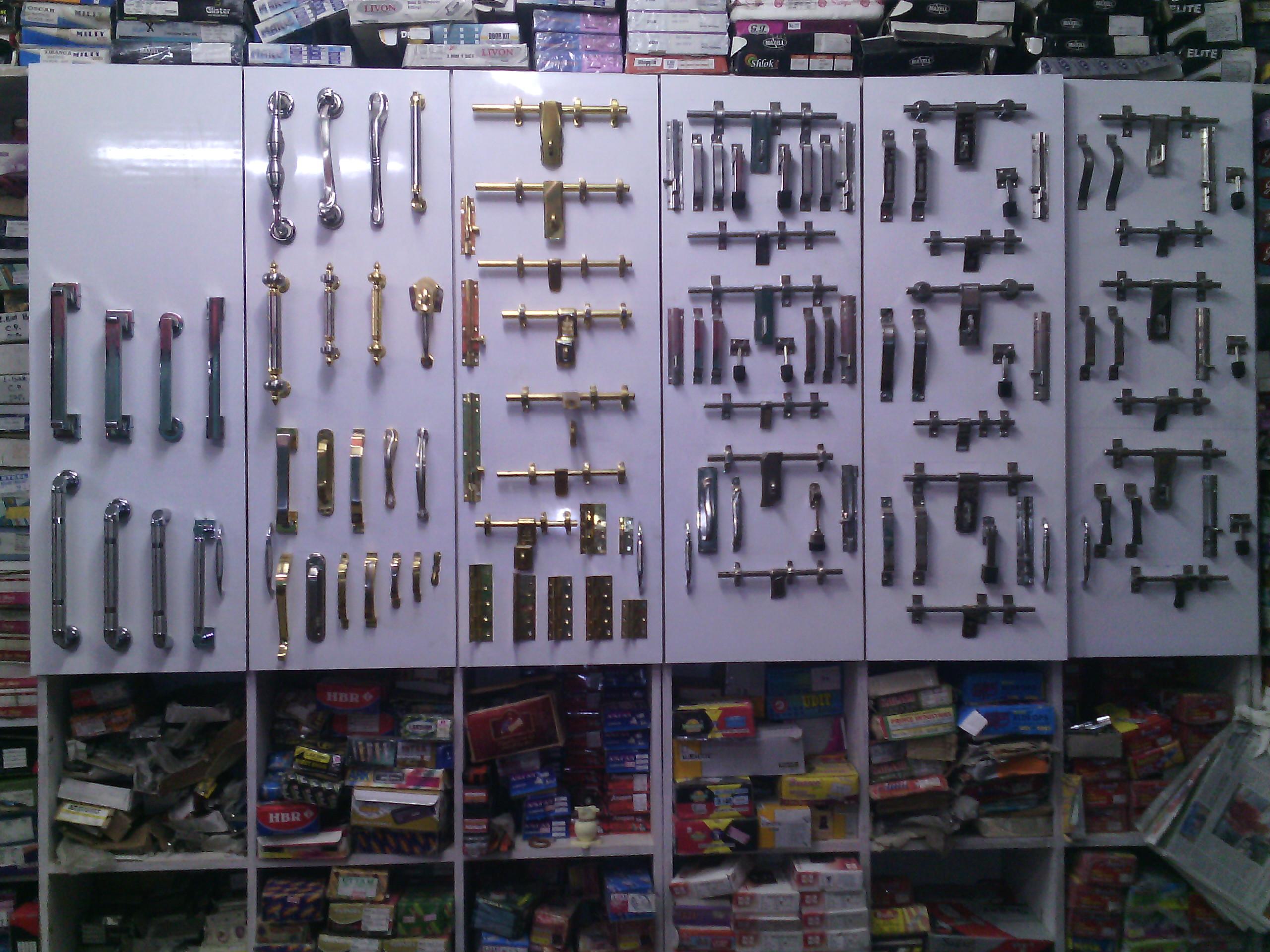 Bangalore Hardware