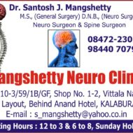 Mangshetty Neuro Clinic