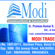 Modi Constructions & Consultant
