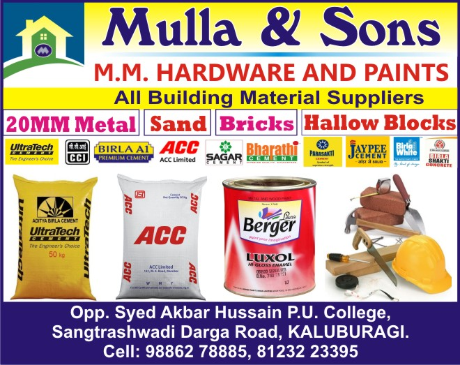 M.M. HARDWARE AND PAINTS