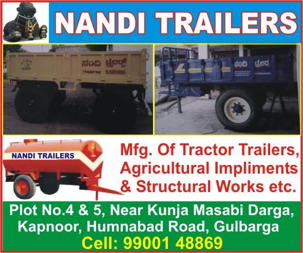 NANDI TRAILERS
