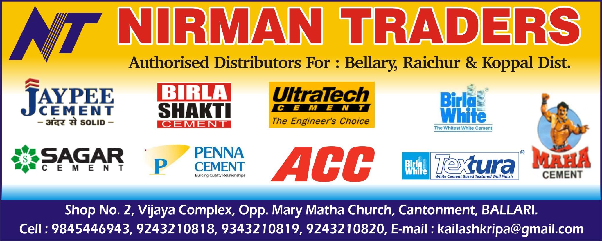 Nirman Traders