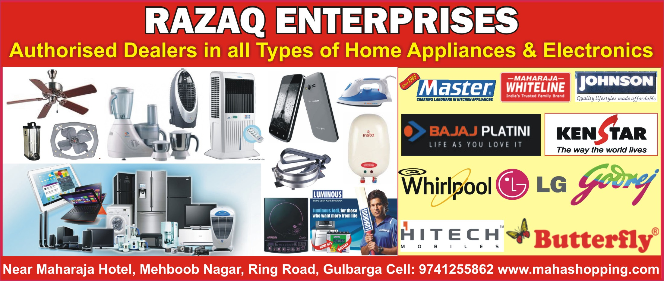 RAZAQ ENTERPRISES