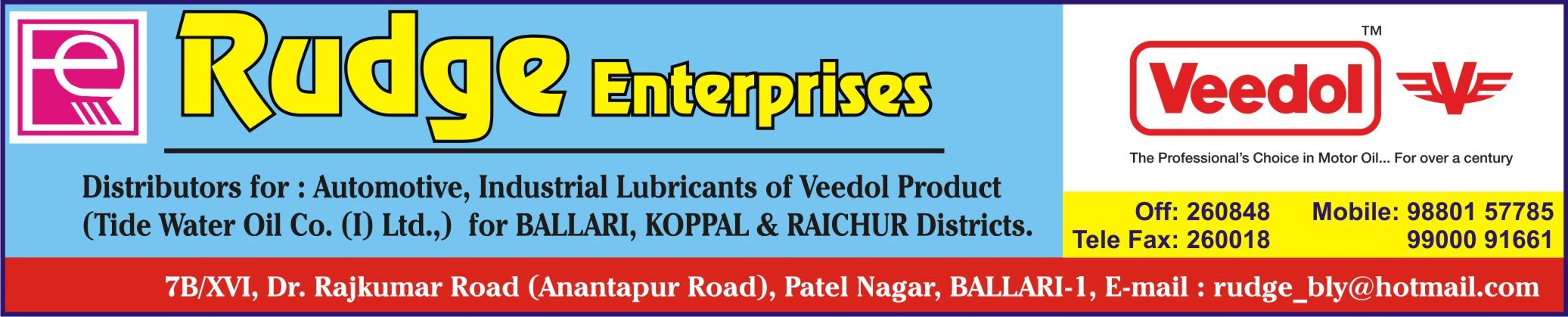 Rudge Enterprises