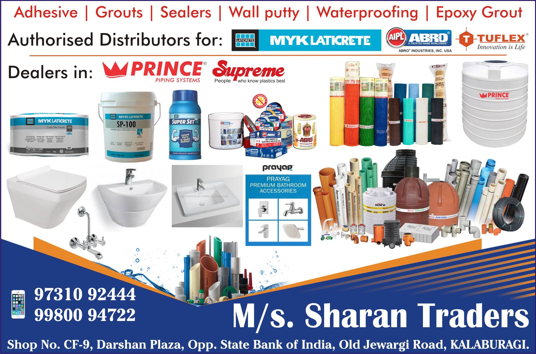 Sharan Traders