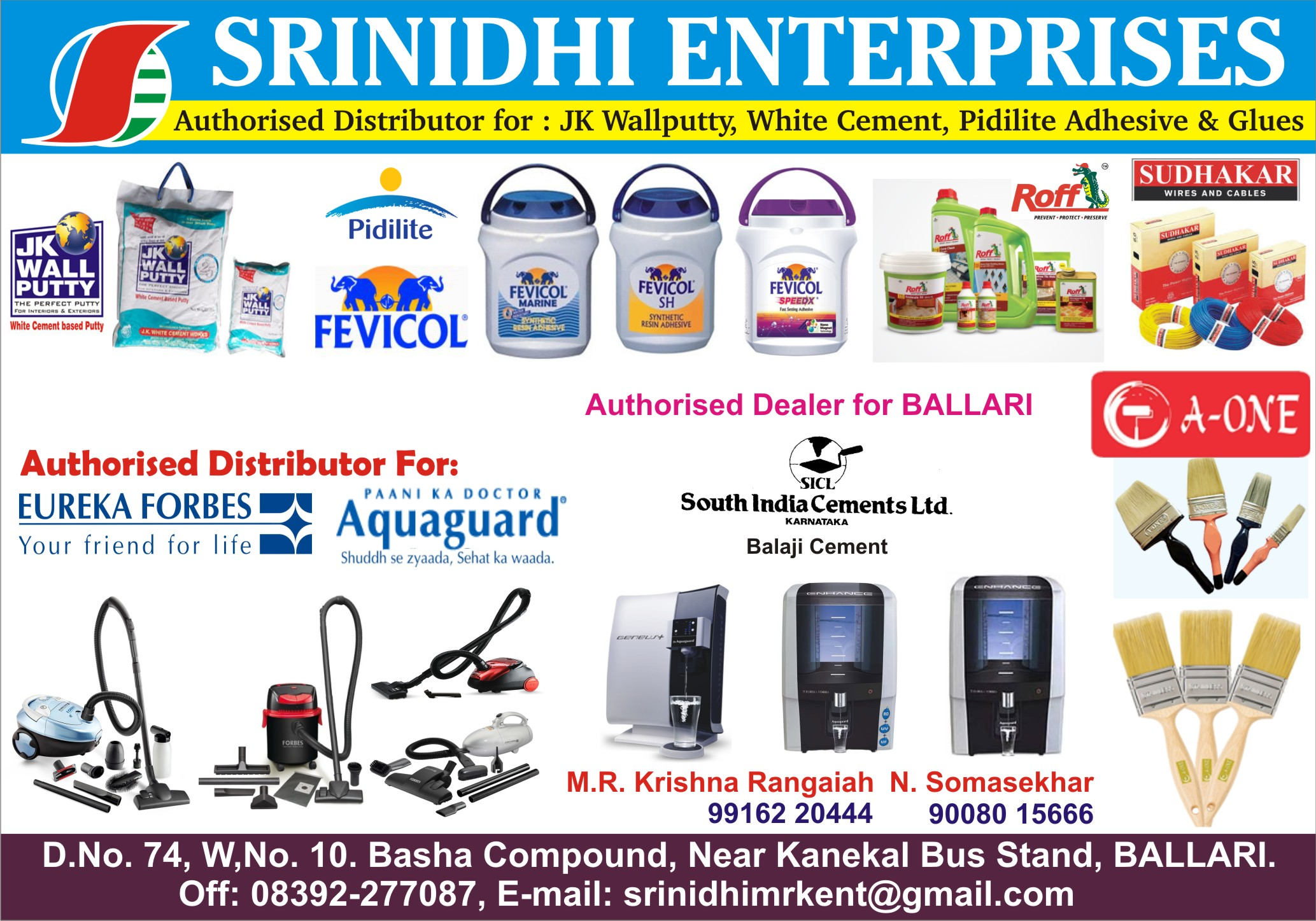 Srinidhi Enterprises