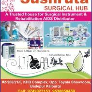 Sushruta SURGICAL HUB