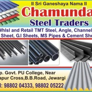 Chamunda Steel Traders