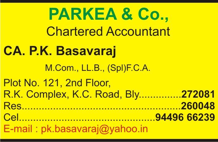 Parkea & Co.,