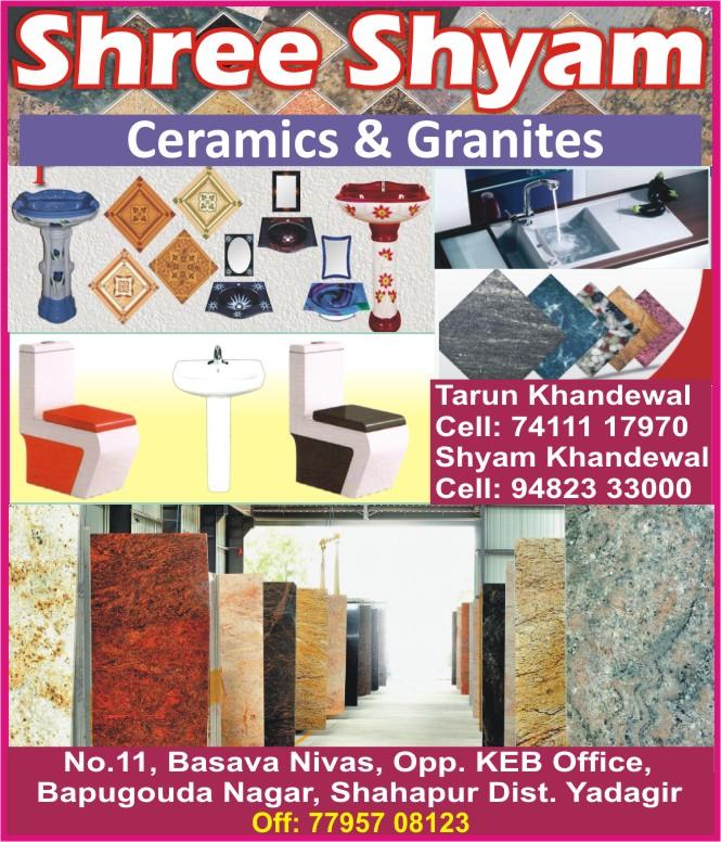 Shree Shyam Ceramics & Granites