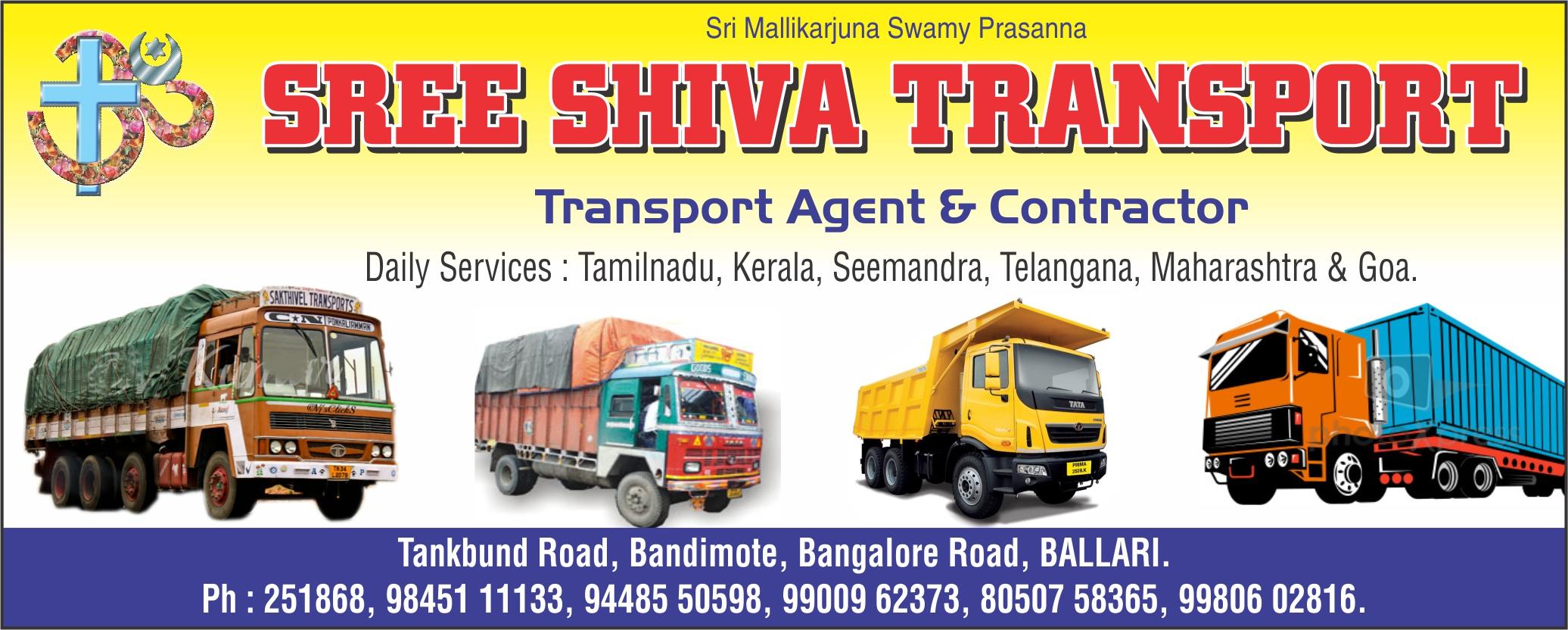 Sree Shiva Transport