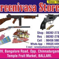 Sreenivasa Stores