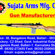 Sujata Arms Mfg.Co.,