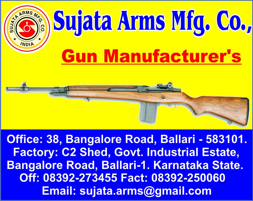 Sujata Arms Mfg.Co.,