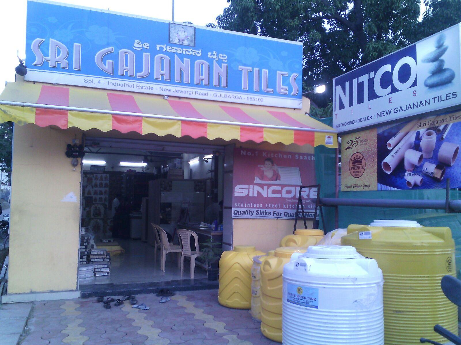 New Sri Gajanan Tiles