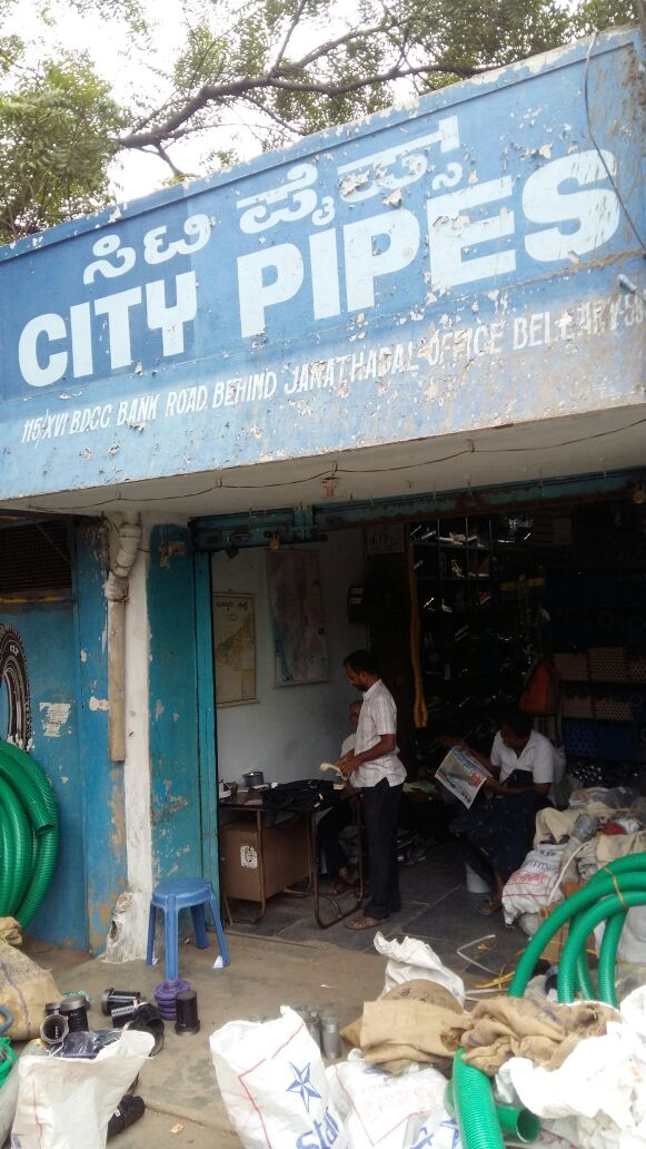 City Pipes
