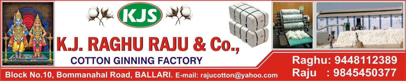 K.J. RAGHU RAJU & CO.,
