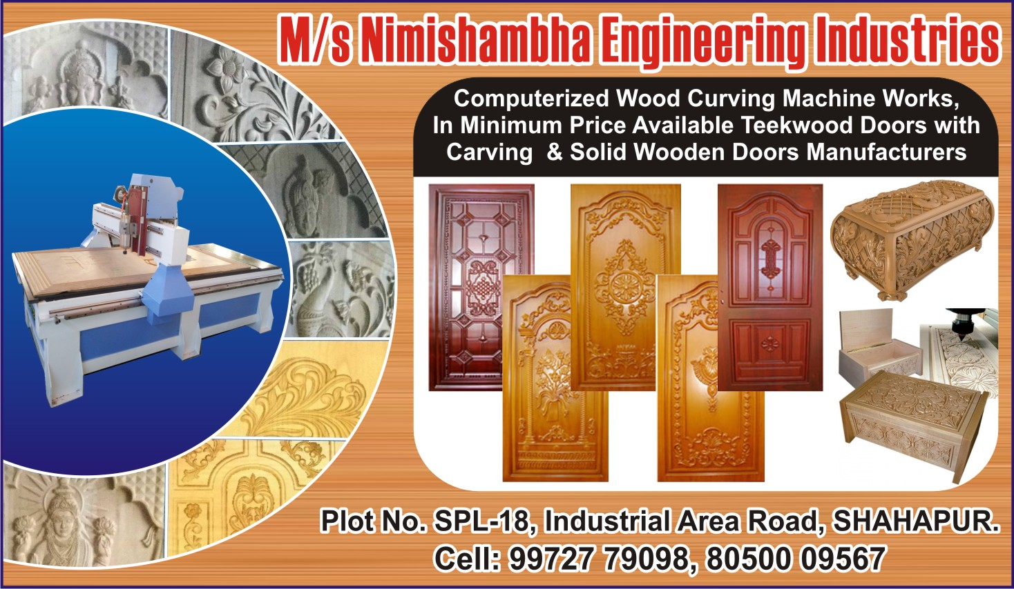 Nimishambha  Engineering Industries