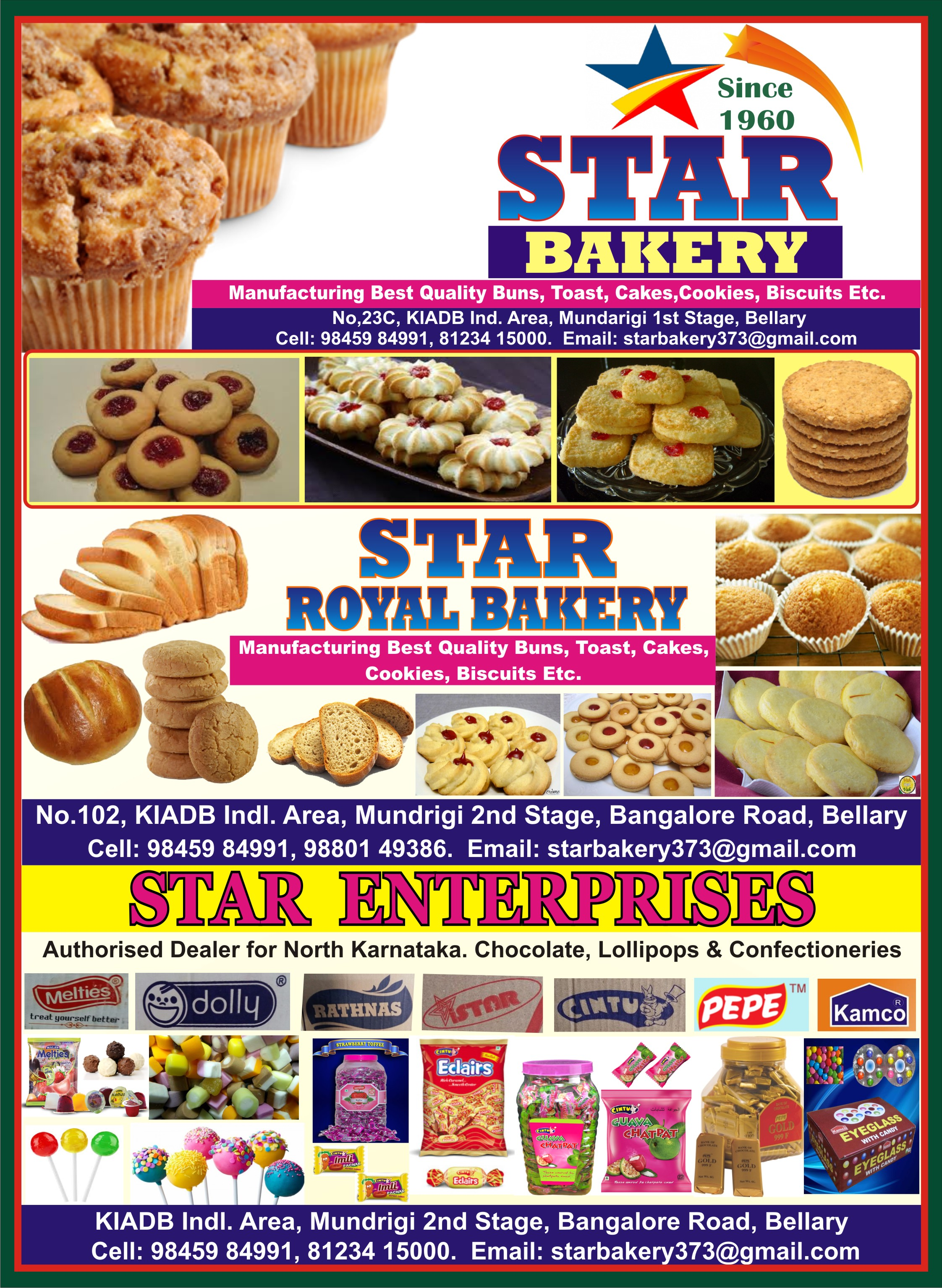 Star Royal Bakery