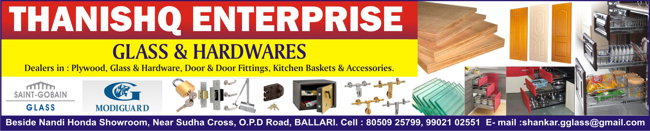 Thanishq Enterprises