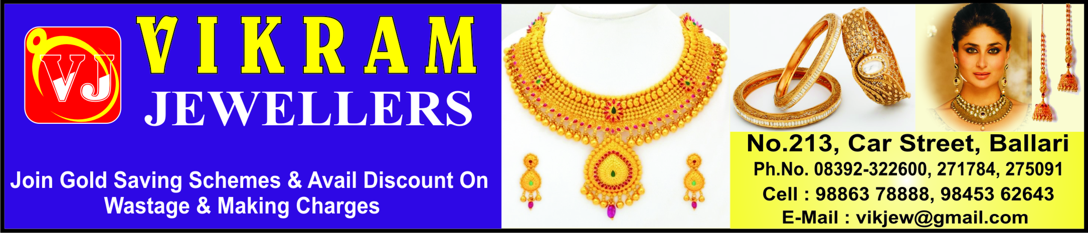Vikram Jewellers