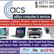 Aditya Computers & Service