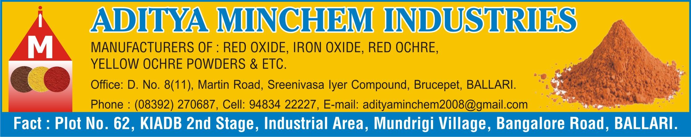 Aditya Minchem Industries