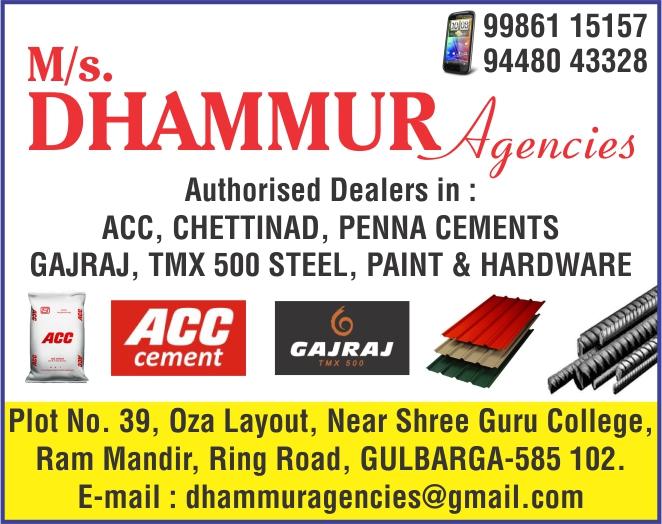 Dhammur Agencies