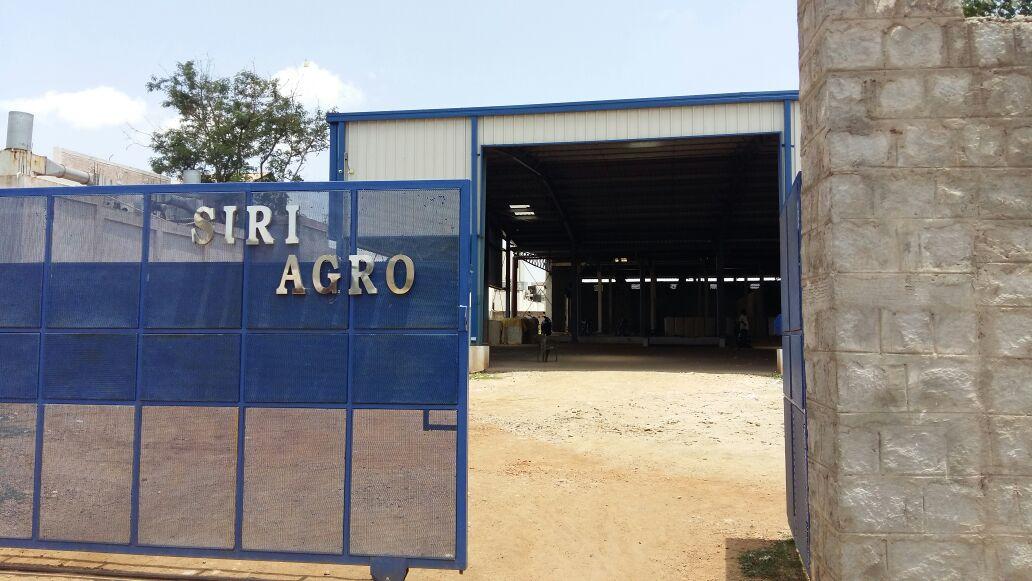 Siri Agro Industries Pvt. Ltd.,