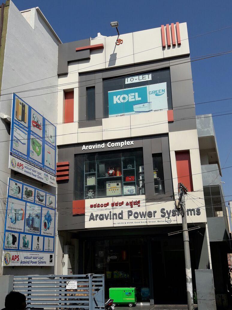 Aravind Power Systems