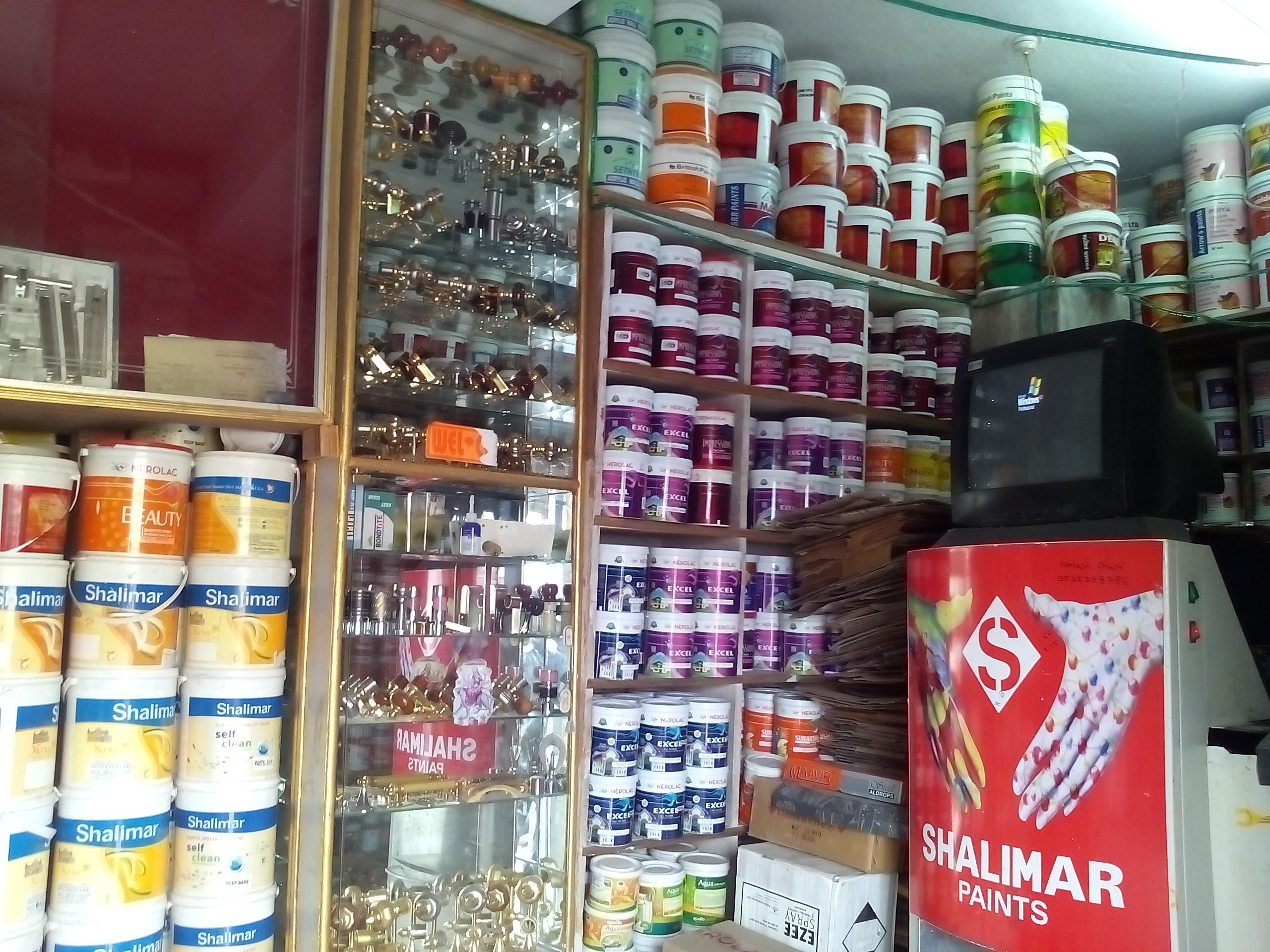 Shri Mahalakshmi Hardware, Plywood, Paints & Glass