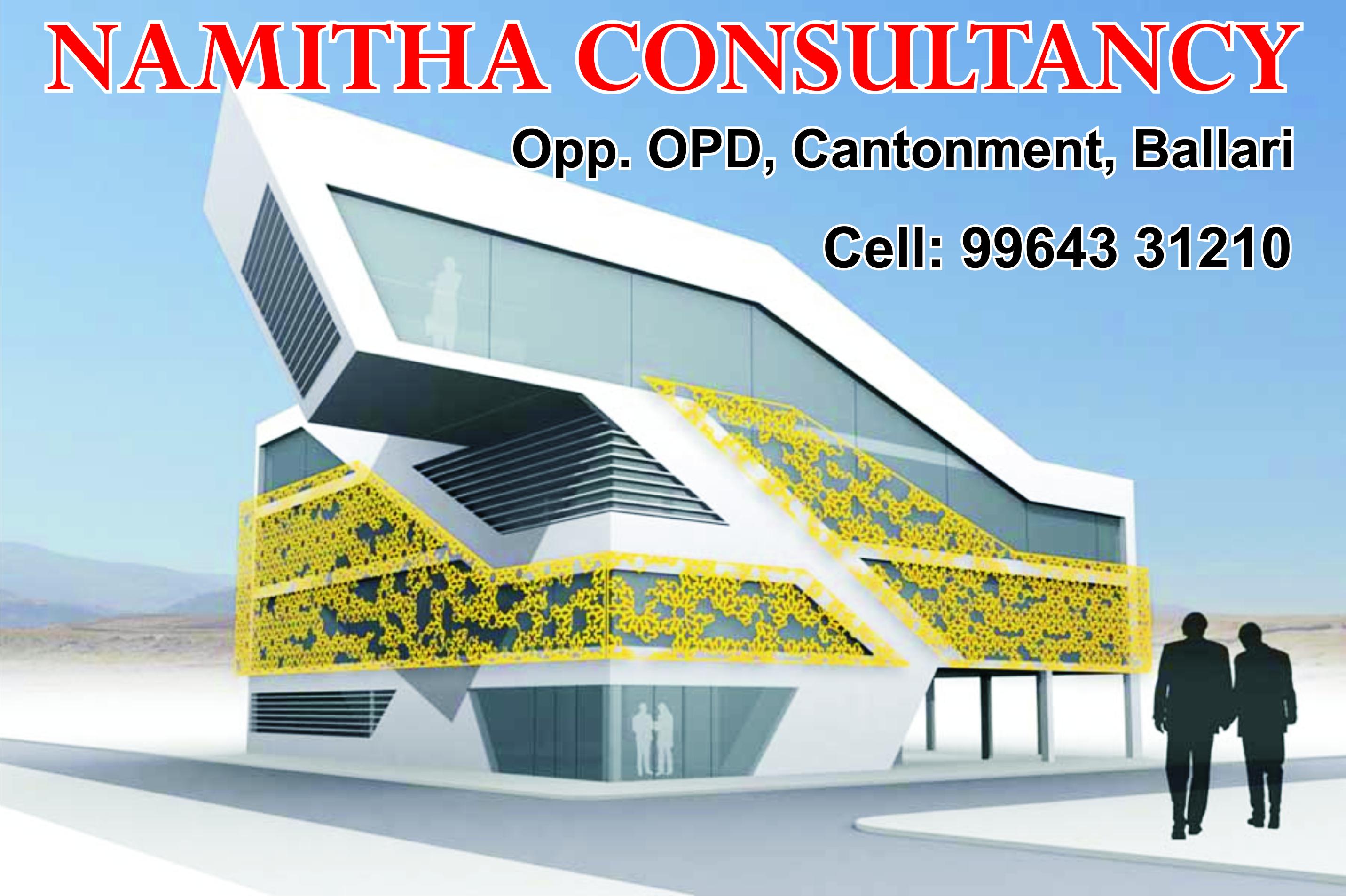 Namitha Consultancy