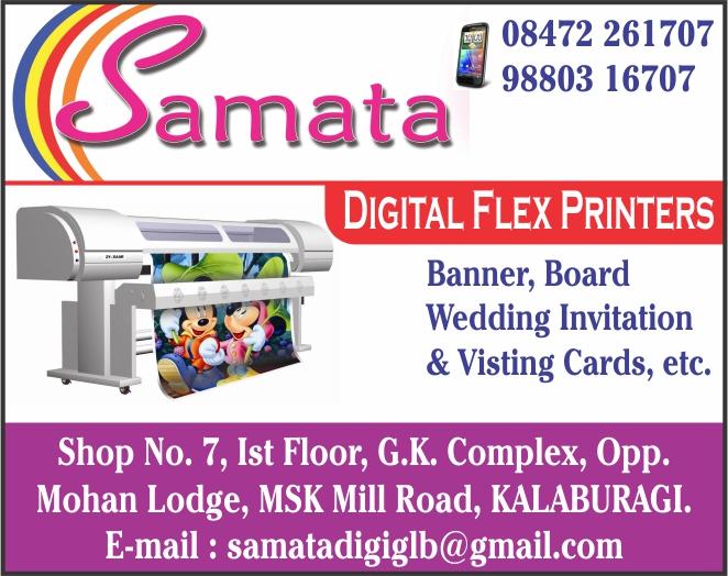 Samata  Digital Flex Printers