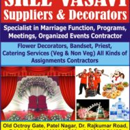 Sree Vasavi Suppliers & Decorators