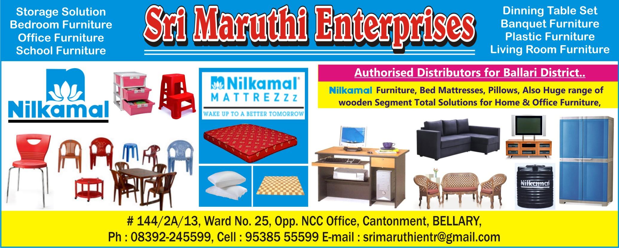 Sri Maruthi Enterprises