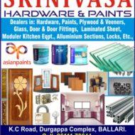 Srinivasa Hardware & Paints