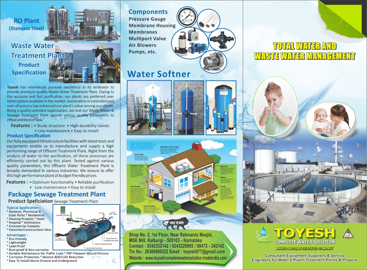 Toyesh Complete Water Solution