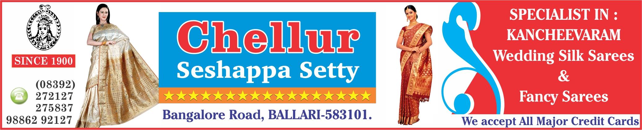 Chellur Seshappa Setty