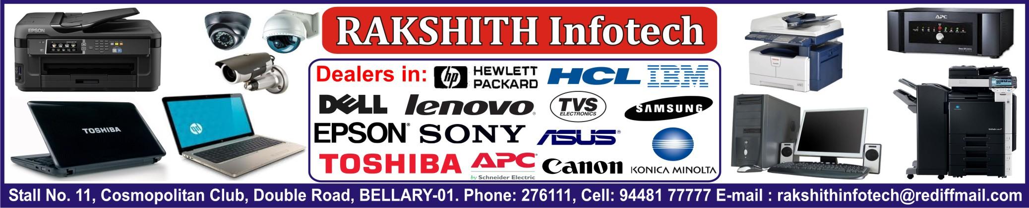 RAKSHITH Infotech