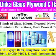 Sai Preethika Glass Plywood & Hardware