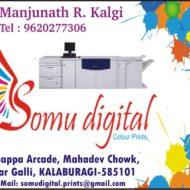 Somu Digital Colour Prints