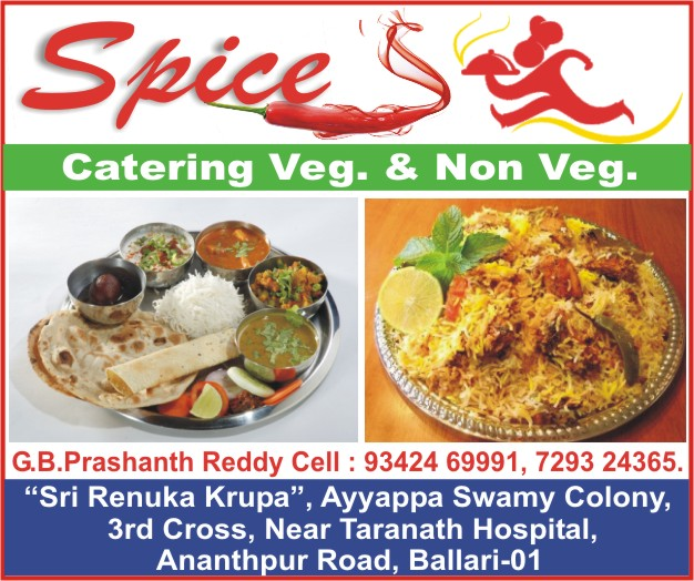 Spice Catering Services