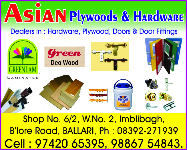 Asian Plywoods & Hardware