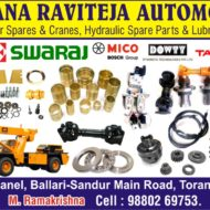 Gajanana Raviteja Automobiles