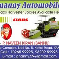 Gnanny Automobiles