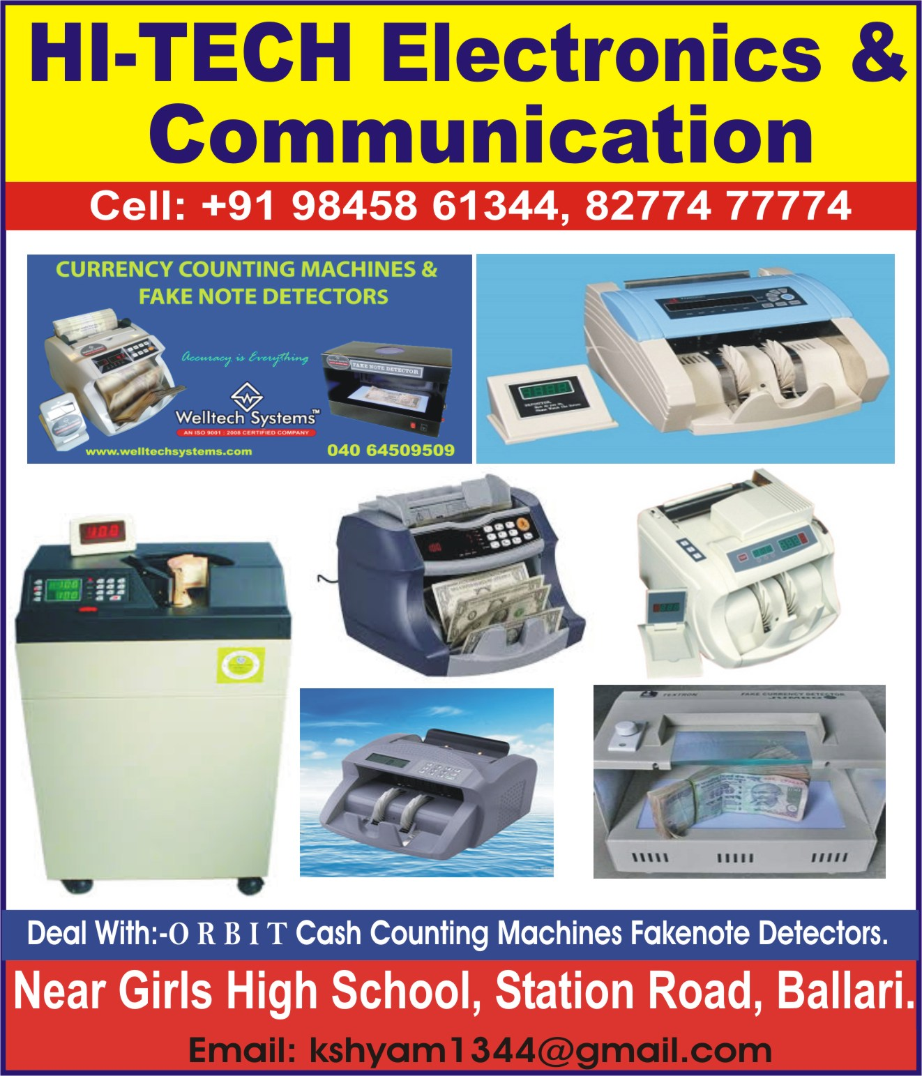 Hi-Tech Electronics & Communication